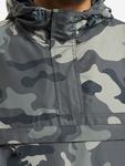 Brandit Summer Windbreaker Grey Camo image number 4