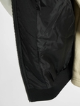 Urban Classics Ladies Padded 2-Tone Batwing  Lightweight Jackets image number 4