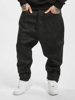 Rocawear Hammer Fit Jeans Raw Black