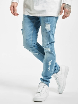 2Y Alan Slim Fit Jeans Blue