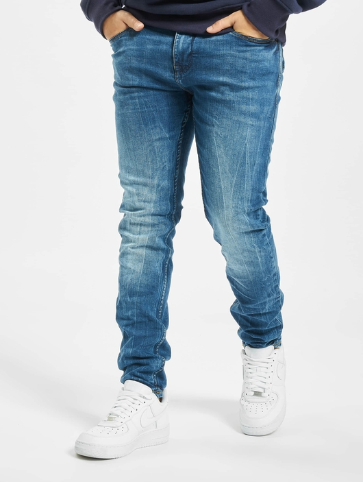 Sublevel D212 Slim Fit Jeans Middle Blue image number 2
