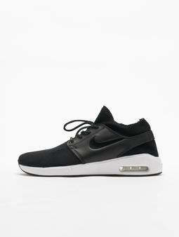 Nike SB Air Max Janoski 2 Premium Sneakers Black/Black/Black/Thunder