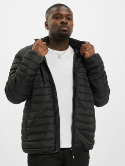 Only & Sons onsPaul Quilted Highneck Transitional Jackets svart