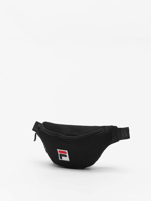 Fila Urban Line Slim Mesh Waist Bag Black image number 1