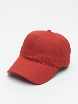 DEF Daddy  Snapback Caps red