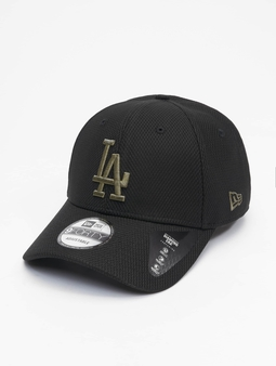 New Era Mlb Properties Los Angeles Dodgers Diamond Era 9forty Snapback Cap Black/New Olive
