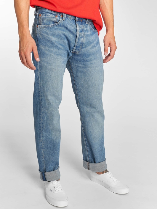 Levi's® 501  Straight Fit Jeans image number 3