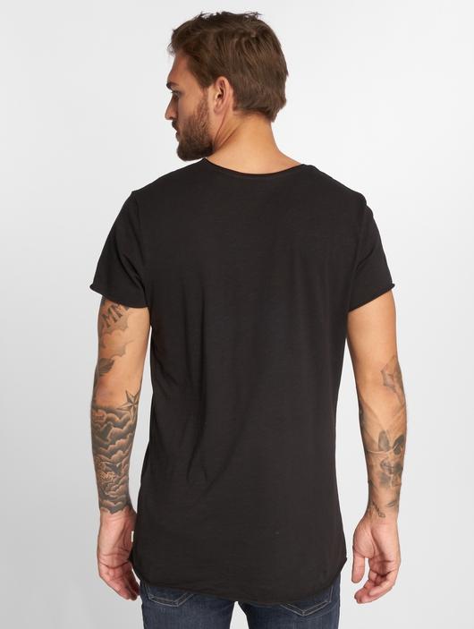 Jack & Jones jjeBas Shortsleeve U-Neck Noos T-Shirt Blue Heaven image number 2
