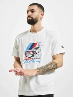 Puma BMW MMS Vintage T-Shirt White