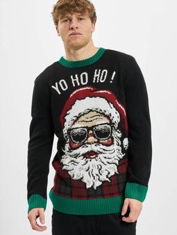 Urban Classics Ho Ho Ho Sweater