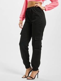 Missguided Co Ord Twill Cargo Sweat Pants
