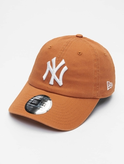 New Era Mlb Properties New York Yankees Team Cc 9twenty Snapback Cap White