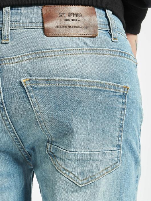 2Y Alperen Slim Fit Jeans Blue image number 4