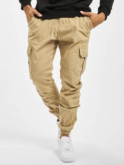 Urban Classics Ripstop Cargo Chino bukser beige