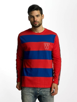 Who Shot Ya? Longsleeve Boticelli Red