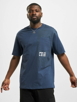 Only & Sons onsKingson Life Oversize T-Shirt Dress Blues