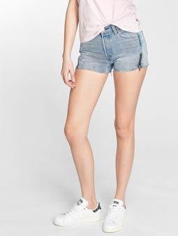 Levi's® 501 Shorts Altered Zip Misted Indigo