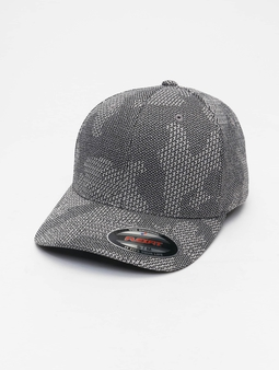 Flexfit Jasquard Knit Cap Grey