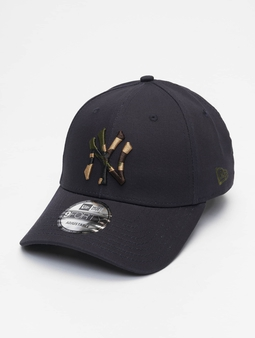 New Era Mlb Properties New York Yankees Camo Infill 9forty Snapback Cap Navx/Woodland Camo