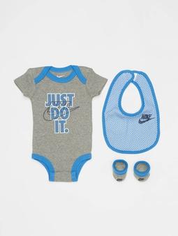 Nike Futura Mesh Bib/Bodysuit/Bootie 3 Pieces