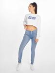 Freddy Medium Waist Skinny Jeans Colored image number 5