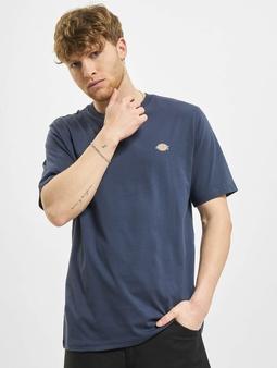 Dickies Mapleton T-skjorter blå