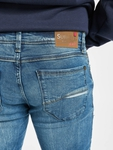 Sublevel D212 Slim Fit Jeans Middle Blue image number 4