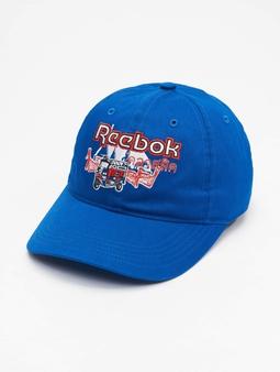 Reebok Travel Snapback Caps blå