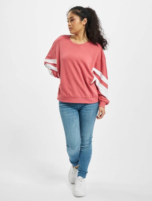 Only onlJossa Sporty Sweatshirt Baroque Rose image number 4