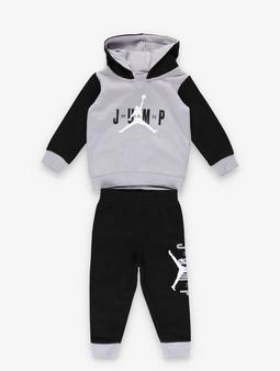 Jordan Jumpman Sideline Pullover & Jogger Set Gym Red