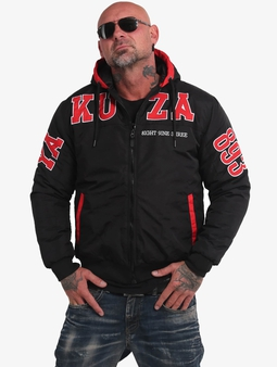Yakuza Block Windbreaker Jacket