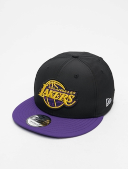 New Era Team 9Fifty LA Lakers Lastebilsjåfør- / flexfitted caps svart