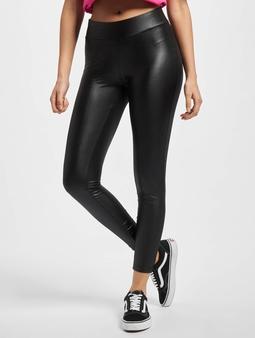 Urban Classics Ladies Imitation Leather Leggings