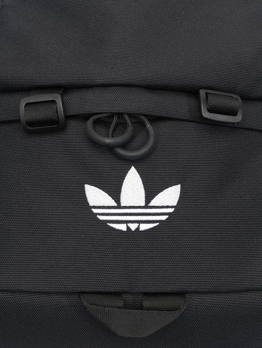 Adidas Originals Adv Backpack Black/White image number 12