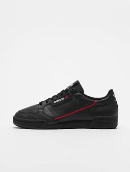 adidas Originals Continental 80 Sneakers Core Black/Scarlet/Collegiate