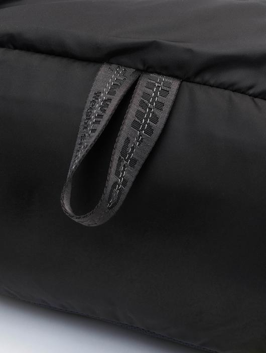 Off White Backpack Black White image number 3
