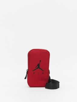 Jordan Air Lanyard Pouch Bags red