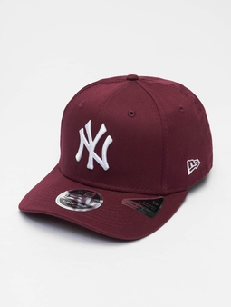New Era Colour Ess New York Yankees 9Fifty Flexfitted Cap Maroon/White
