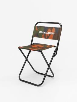 Urban Classics Camping Chair Neonorange