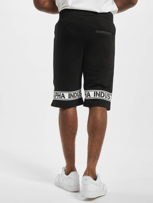 Alpha Industries Leg Print  Shorts image number 1
