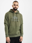 Alpha Industries Basic Reflective Hoodies image number 2