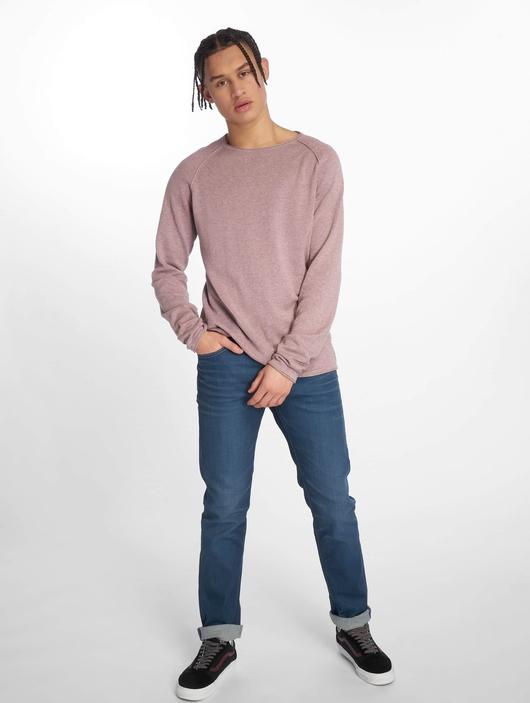 Jack & Jones jjiTim jjOriginal Noos Slim Fit Jeans Blue Denim image number 5