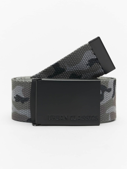 Urban Classics Long Canvas Belt