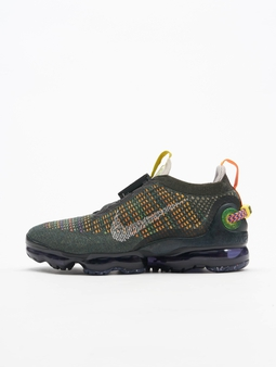 Nike Air Vapormax 2020 FK Sneakers Newsprint/College Grey/Black/Opti Yellow