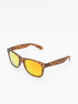 Masterdis Likoma Mirror Sunglasses Amber/Orange