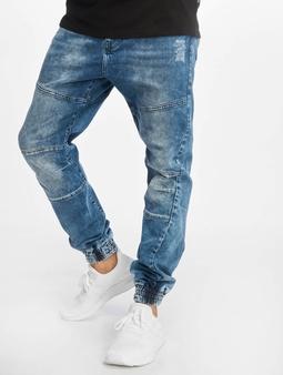 Just Rhyse Straight Fit Jeans Dark Blue