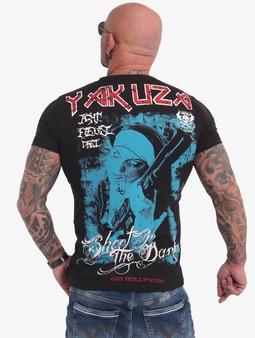 Yakuza Special T-Shirt Black Moon (M black)