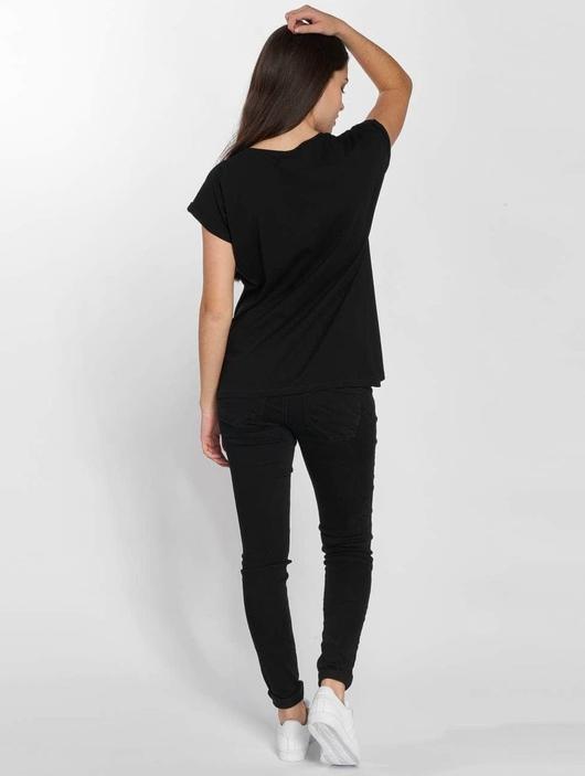 Merchcode Hustler Smoke T-Shirt Black image number 3