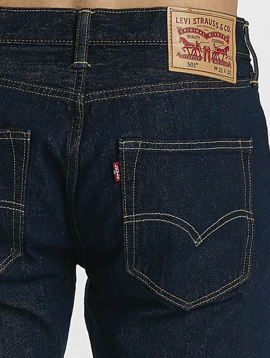 Levi's® Button Fly Onewash Straight Fit Jeans image number 5