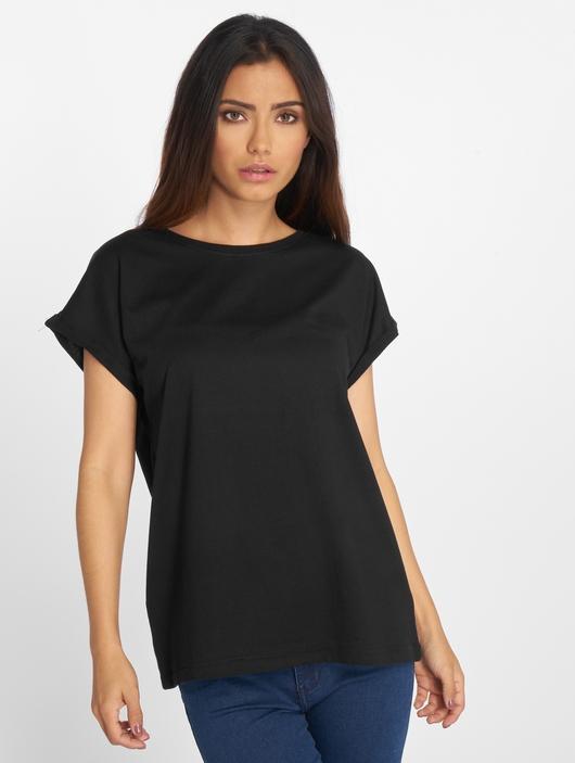 Urban Classics Extended Shoulder T-Shirt Teal image number 2